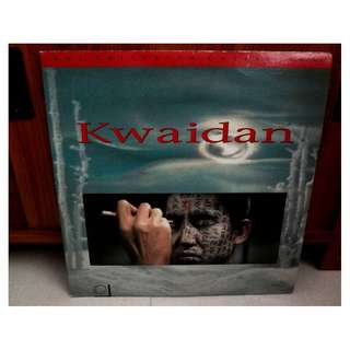 Kwaidan Double Movie Laserdiscs LD The Criterion Collection
