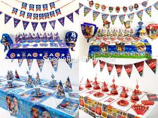 PARTY DECORATIONS PARTY SUPPLIES FOR CHILDREN BIRTHDAY PARTY