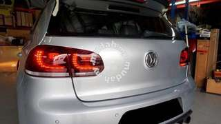 Golf R Tail Light BRAND NEW