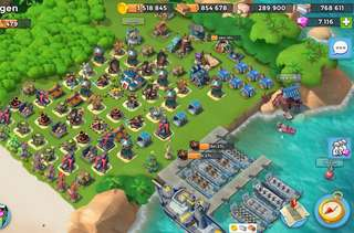 Boom Beach for sell!