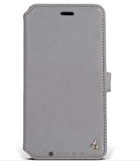 Story leather 新品iPhone 7/8plus皮革手機保護套