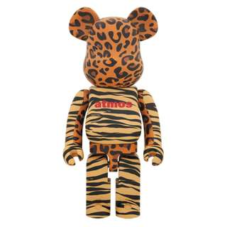 BE@RBRICK atmos Animal 1000% Bearbrick 預定貨品, 日本空運