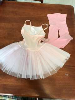 Tutu Dress for Ballet Dance