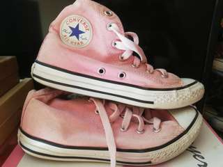 High Cut Converse Chuck Taylor for Kids