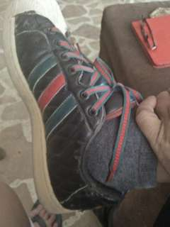 Adidas superstar 7.1/2 if you have same iten like this pls pm me.its not for sale but im trying to get same item