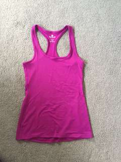Sports workout top