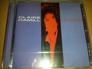 Music CD (Sealed): Claire Hamill ‎– Touchpaper - Esoteric Recordings Reissue