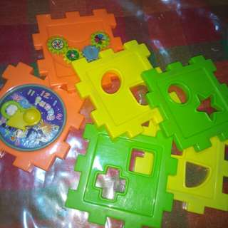 Puzzle Toy Cube