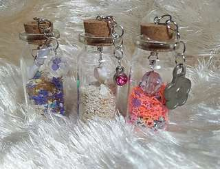 Small Bottle Charm
