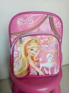 Tas Barbie Pink Anak2