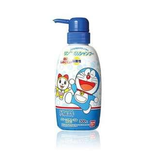 【 Bestbeautyhk】Bandai 萬代 ‧ 兒童洗髮水 300ml (多啦A夢) (十款可選) Doraemo Kids Shampoo 300ml