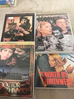 4 classic dvd