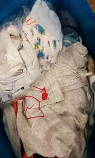 To bless - bag of baby clothing
