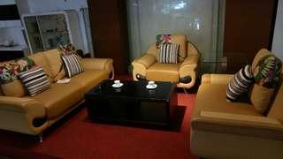 Sofa mewah bisa kredit tanpa DP