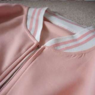 Baby Pink Jacket