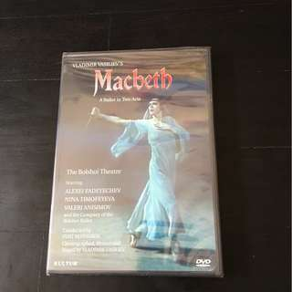 Macbeth by Bolshoi Ballet ( Bolshoi Theatre)