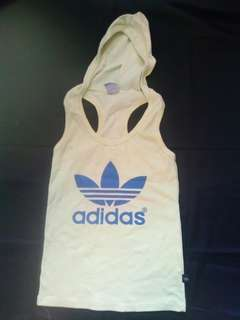 ADIDAS Sleeveless top (Best for work outs/jogging)