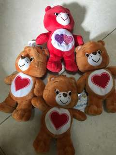 Carebear Stuffed Toy (15cm)