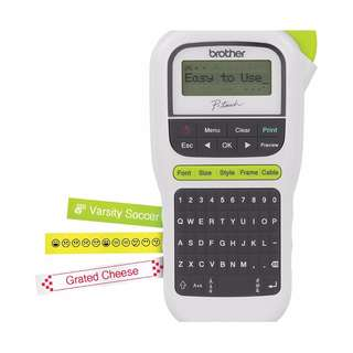 BNIB Brother P-touch Easy Portable Label Maker (PTH110)