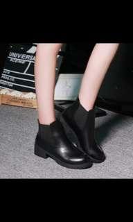 Black Classic Boots