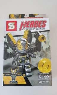 Inspired Lego Ant man