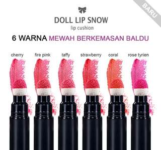 Doll Lip Snow Lip Cushion (Pre-Order)