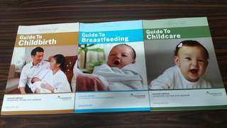 Guide books for first time mummy