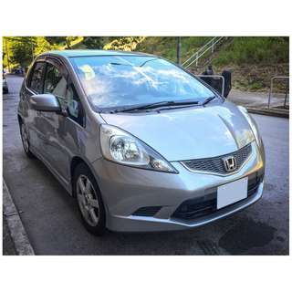 2008 HONDA FIT RS 1.5 GE8 AT