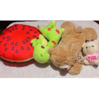 [NEW] Stuffed Toy Bundle✨