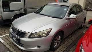 Accord 2.0A 2008 SG