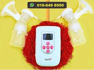 Lacte Duet Double Breast Pump