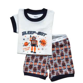 "(BG 0026-3) New Ori Baby Gap Kid Pyjamas ""Sleep Robot"" 2Y"