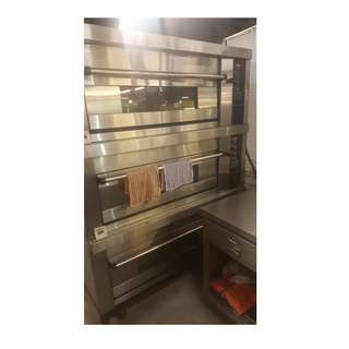 Gas Oven 3 Deck