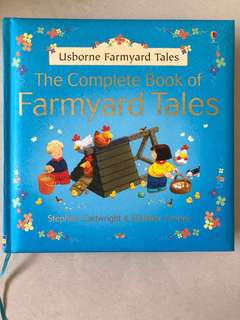 The Complete Book of Farmyard Tales Hardback hard cover