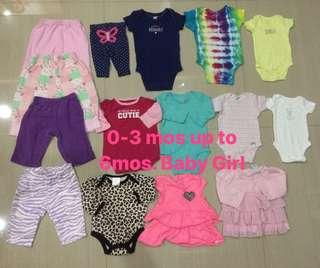 Take all infant wear