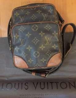 LV手袋,正品,新舊如圖,有塵袋,紙袋