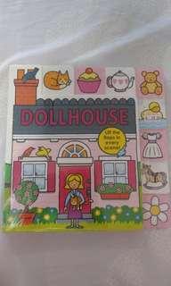 Doll house 圖書 硬皮書