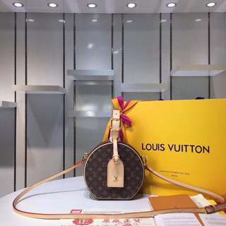 LV hat box bag 2018