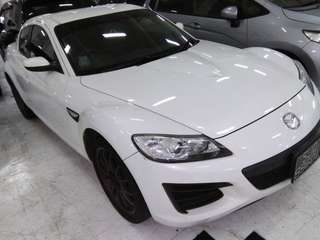Mazda Rx8 new facelift 2008