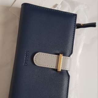 Mizzue long wallet