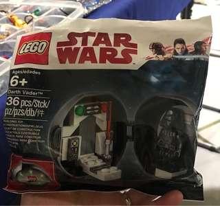 Lego Limited Edition Darth Vader Battle Pod