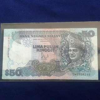 Duit Rm50 Jaffar Hussien