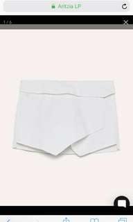 NEW Aritzia Berkeley Skort White - Size 4