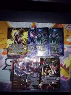 Battle Spirits x rare