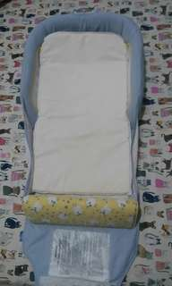 Close and secure co sleeper