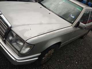 Mercedes Benz 260E, Auto, 1992