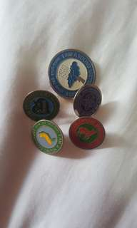 Young Scientist Badges