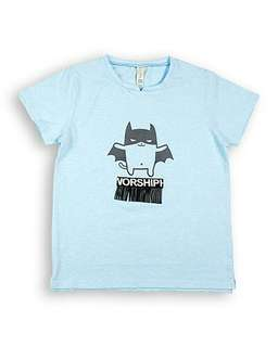 BLUE BATMAN T-SHIRT