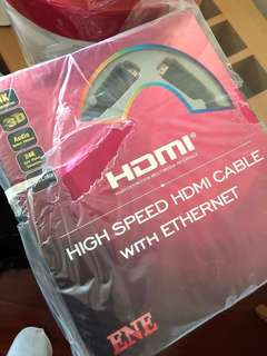 ENE HDMI Cable with Ethernet