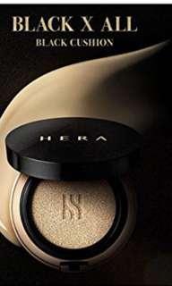 Hera Black Cushion Compact shade 21
